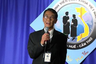 Photo: MC  Phạm Mạnh Tuấn – SVLK Sài Gòn