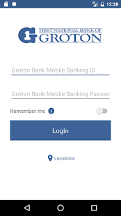 Groton Bank Mobile Banking - náhled