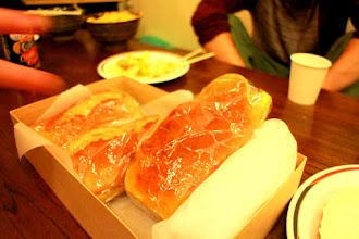 写真: バナナパウンドケーキ!これ毎朝食べたいな~しっとり美味しかった!
