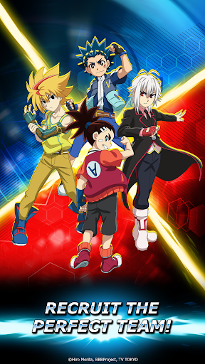 Beyblade Burst Rivals 2.4.1 screenshots 8