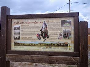 Photo: Le chevalier Suero de Quinones a vaincu 166 combattants