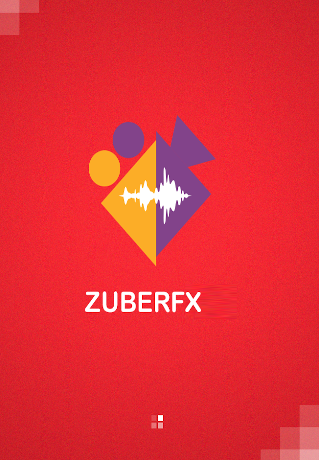 ZuberFX- screenshot