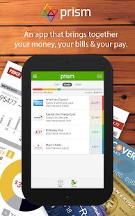Prism Bills & Personal Finance Screenshot 9