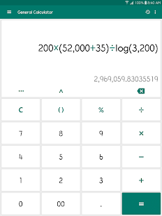 App ClevCalc - Calculator APK for Windows Phone