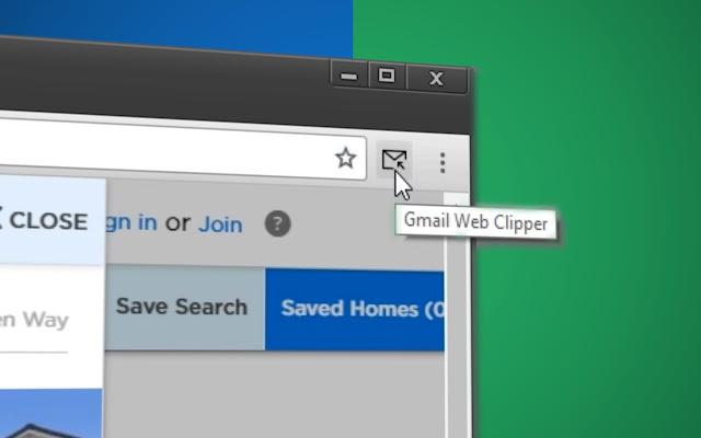 Gmail Web Clipper