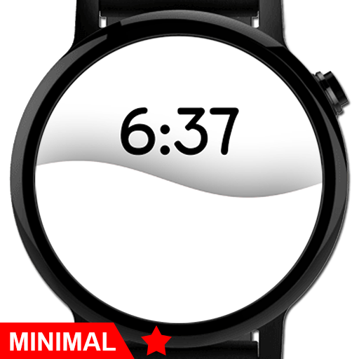 Watch Face: Minimal Wallpaper