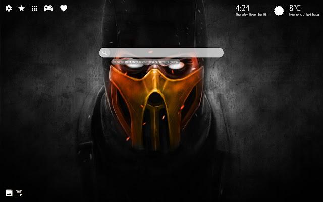 Mortal Kombat Wallpapers New Tab