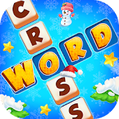 Christmas Word Cross Puzzle