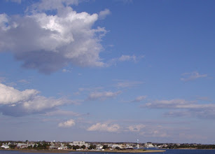 Photo: Beaufort NC - Pivers Island in the foreground