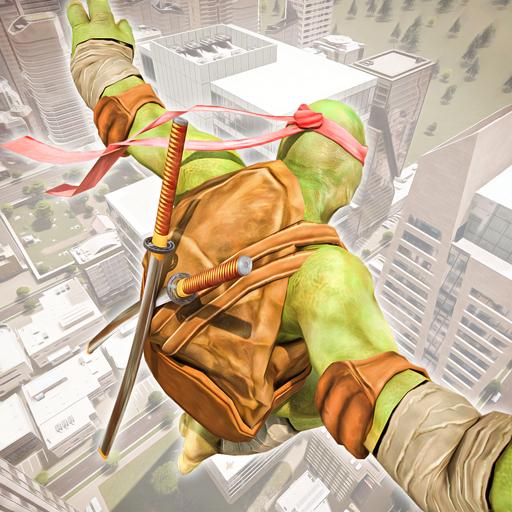 Ninja Hero Survival Warrior : War City Escape