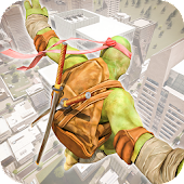 Ninja Hero Survival Warrior : War City Escape