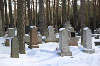 Photo: Mizar (cmentarz) tatarski w Kruszynianach