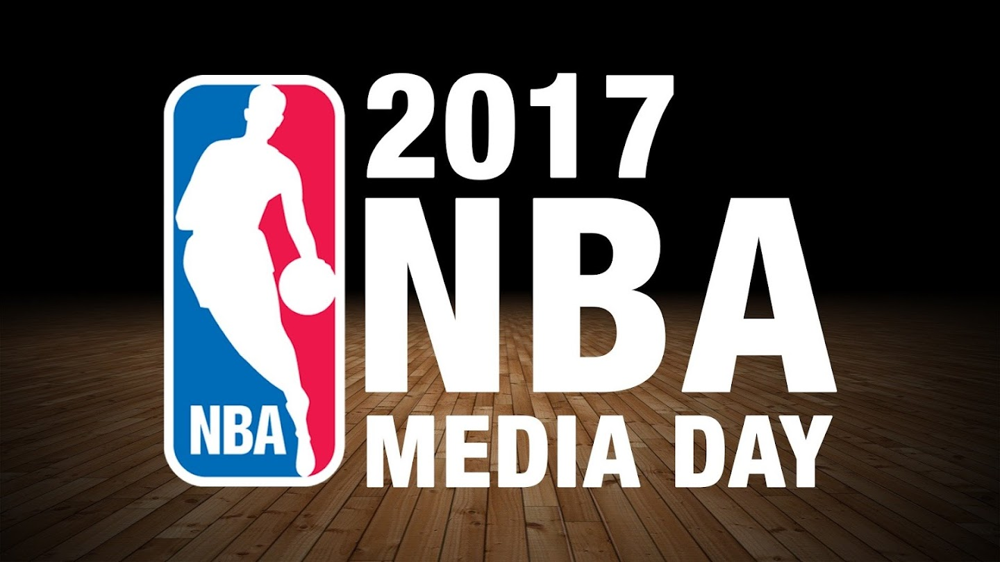Watch 2017 NBA Media Day live