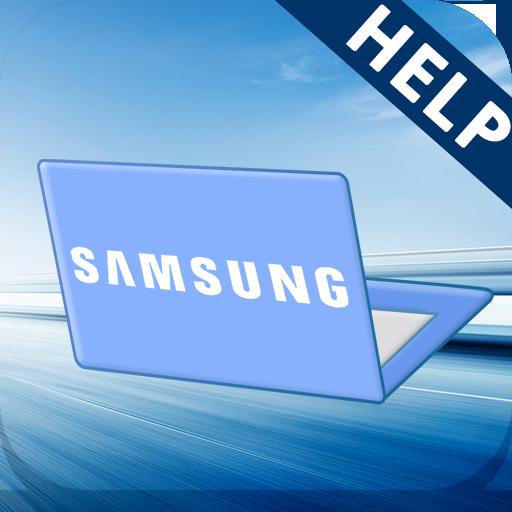 Samsung PC Help Icon