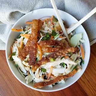 Chinese Wonton Salad Recipes