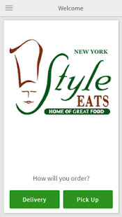 New York Style Eats- screenshot thumbnail