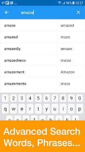 Screenshots of Offline Dictionary Universal for iPhone