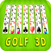 Golf Solitaire 3D Ultimate