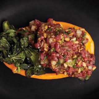 Beef Tartare Recipe