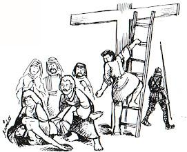 Photo: descendimiento de jesús