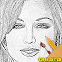 Super Esboço Photo Maker icon
