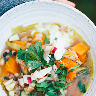 One-Pot Butternut & Cabbage Stew