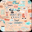 VSCO Girl Wallpaper icon