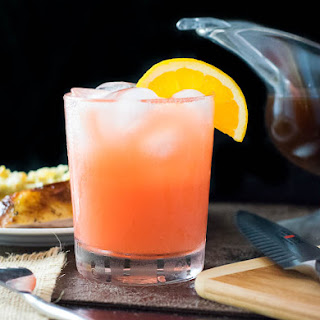 Mixed Drinks With Cranberry And Orange Juice Recipes.