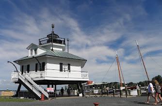 Photo: Chesapeake Maritime Museum at St Michaels