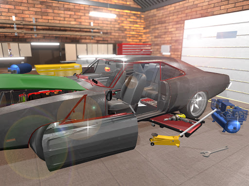 Fix My Car: Classic Muscle Car Restoration! LITE  screenshots 20