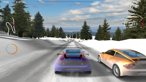 Rally Fury - Corrida de carros de rally extrema screenshot 10