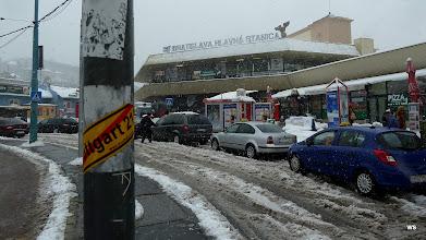 Photo: Bratislava: Hauptbahnhof