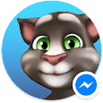 Talking Tom for Messenger