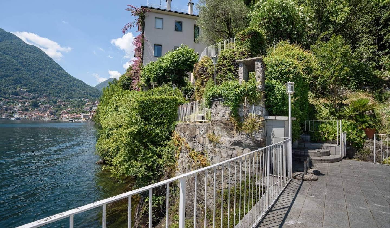 Villa avec jardin et terrasse Argegno