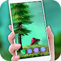 Green Forest Nature Wallpaper Background 2020 icon
