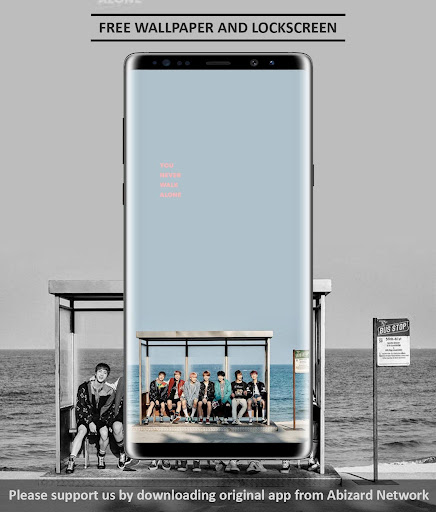 BTS Wallpapers KPOP 3.1 screenshots 6