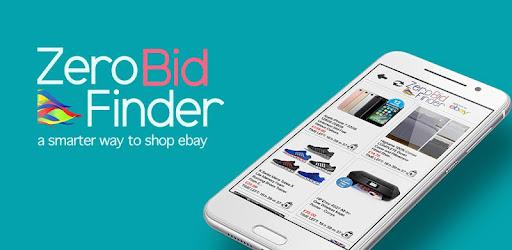Zero Bid Finder For Ebay Usa Apps On Google Play
