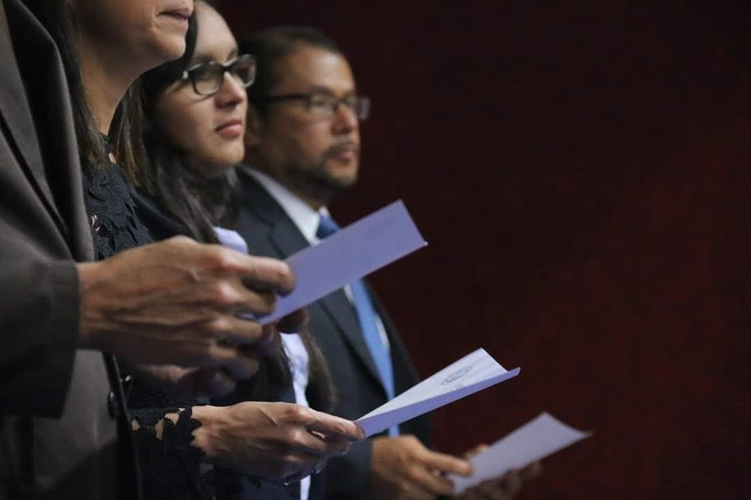 58 PERSONAS FUNCIONARIAS DE JUSTICIA Y PAZ SE CAPACITAN PARA EL CAMBIO GENERACIONAL EN LA INSTITUCIÓN