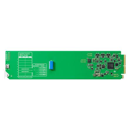 OpenGear Converter - SDI to Audio