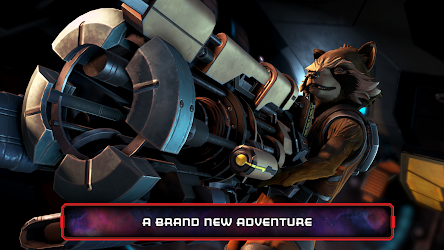Guardians of the Galaxy TTG v1.02 APK 3