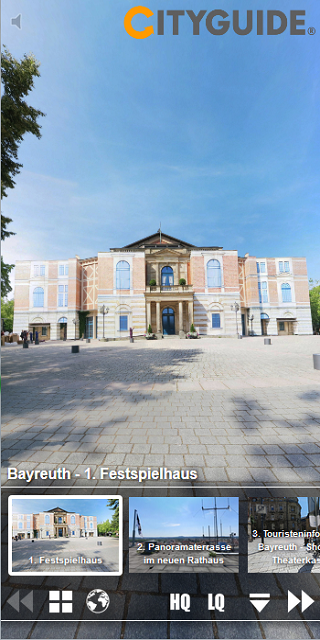 Bayreuth- screenshot