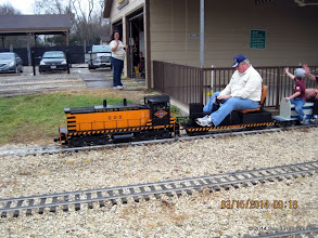 Photo: Engineer Rich Businger   2014-0315 DH3