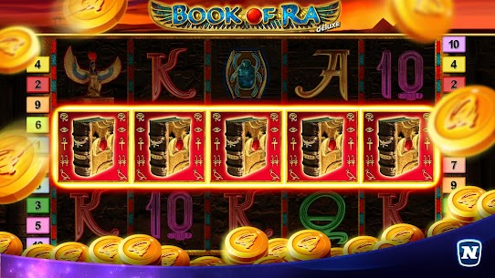 Book of Ra™ Deluxe Slot App Latest Version Download For Android and iPhone 1