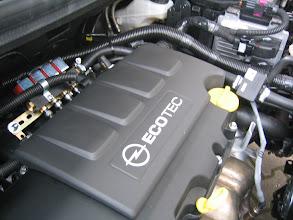 Photo: Motor nach Umrüstung