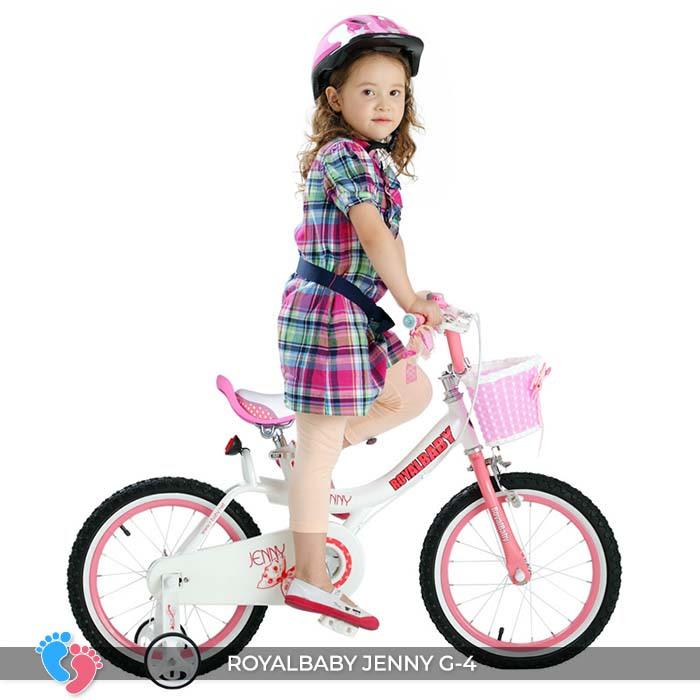 Xe đạp RoyalBaby Jenny G-4 11