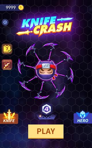 Knives Crash 1.0.28 Screenshots 5