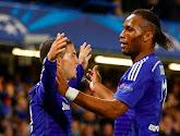 Didier Drogba se moque d'Eden Hazard (vidéo)