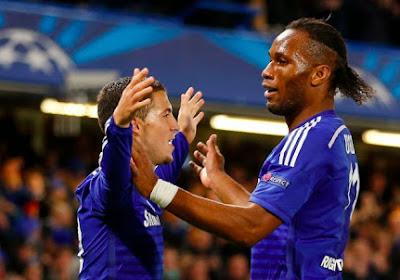 """Didier Drogba est fier de ce que réalise Lukaku au Mondial : """"Avec lui, ils ont une chance"""""""
