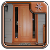 Wood Front Door Design
