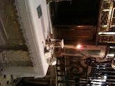 Photo: Altar where I said Mass